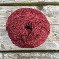 Ulligen Recycled Wool - Red